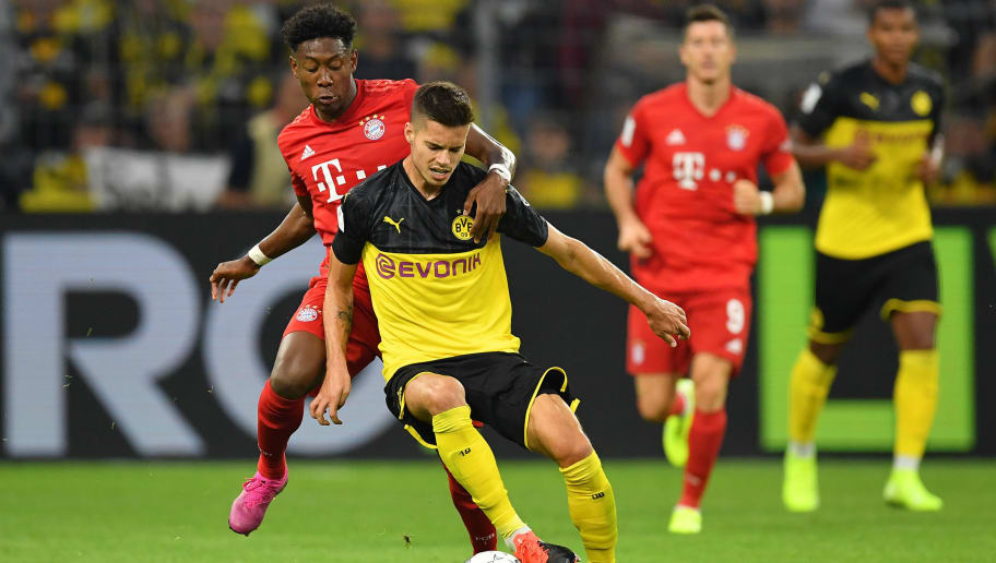 David Alaba,Julian Weigl