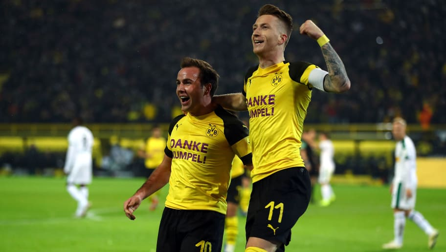 Mönchengladbach - Borussia Dortmund