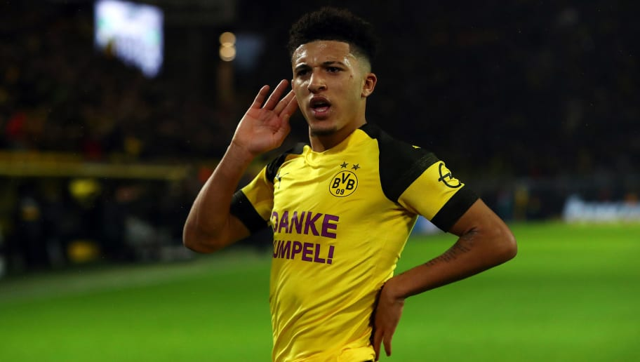 Jadon Sancho Drops Manchester United Twitter Hint Amid Rumours of Summer Move