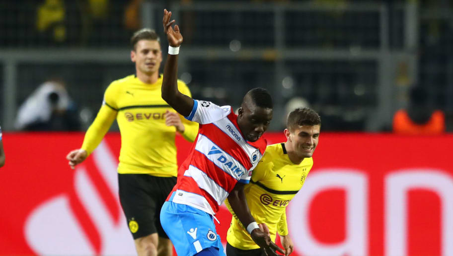 Christian Pulisic,Marvelous Nakamba