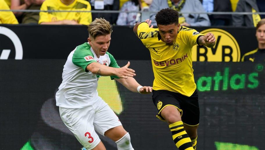 FC Augsburg vs. BVB   Übertragung, Live-Stream & Team-News
