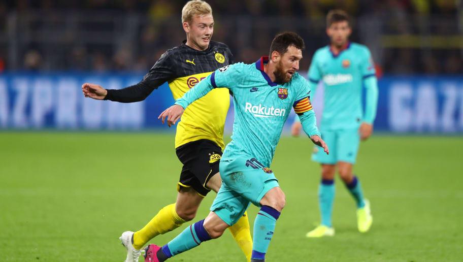 Lionel Messi,Julian Brandt