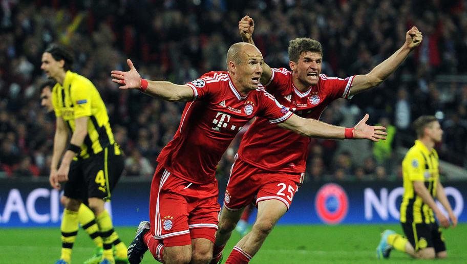 Thomas Muller,Arjen Robben