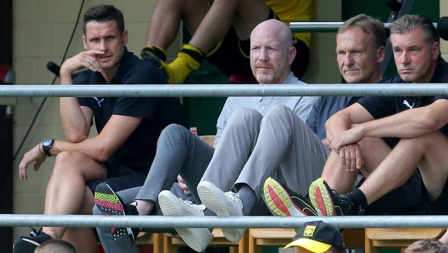 Causa Favre: Die Feuerprobe des Dortmunder Quadrumvirats