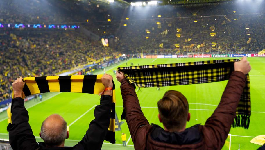 choreo suedtribuene Dortmund,20 jahre desperados dortmund