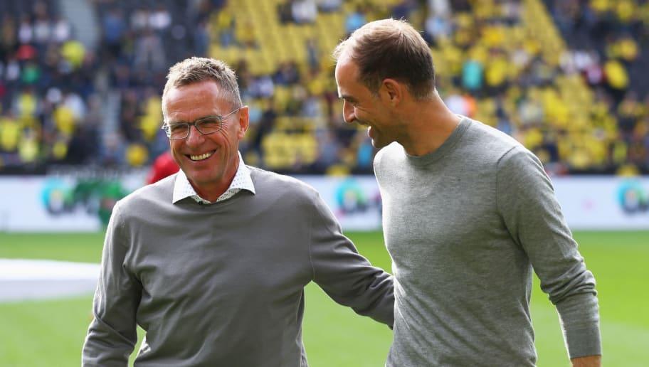Oliver Mintzlaff,Ralf Rangnick