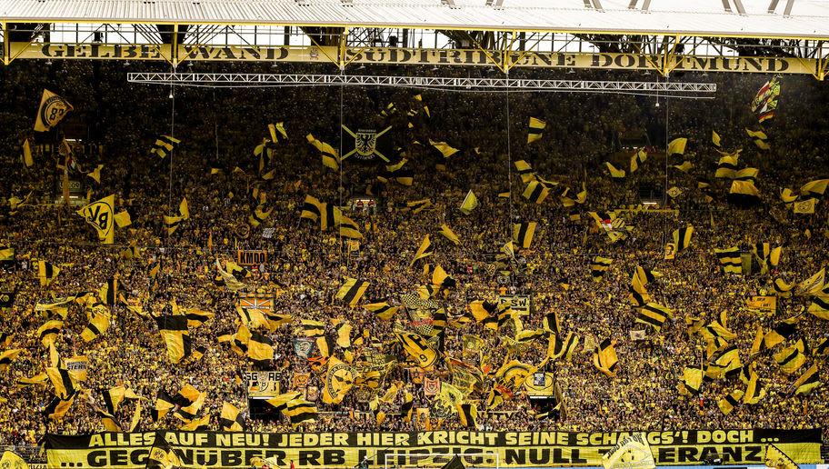 Borussia Dortmund: 8 of the Best Yellow Wall Displays | 90min