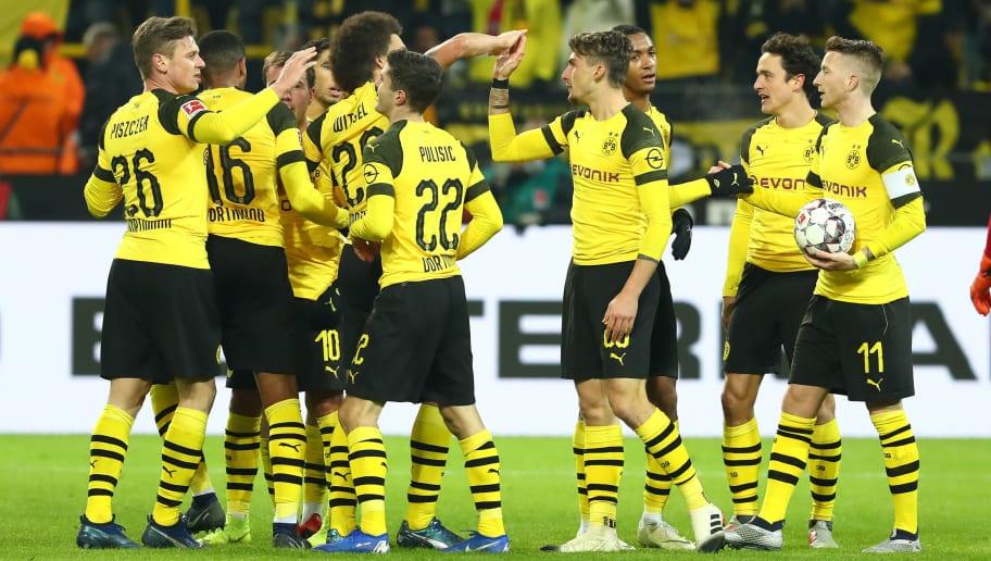 Borussia Dortmund Vs Bayer Leverkusen Lucien Favre S Best Available Bvb Lineup Ht Media