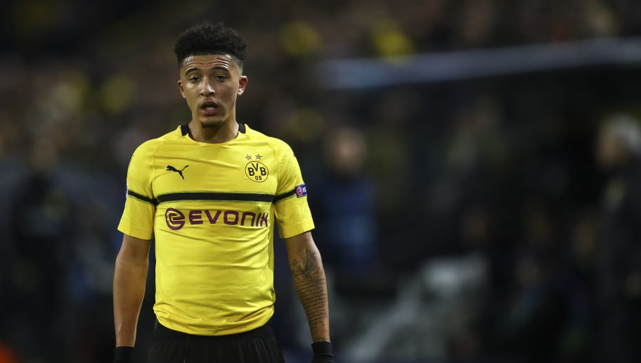 Borussia Dortmund Set Monstrous Price Tag for Jadon Sancho Amid Interest From Manchester United