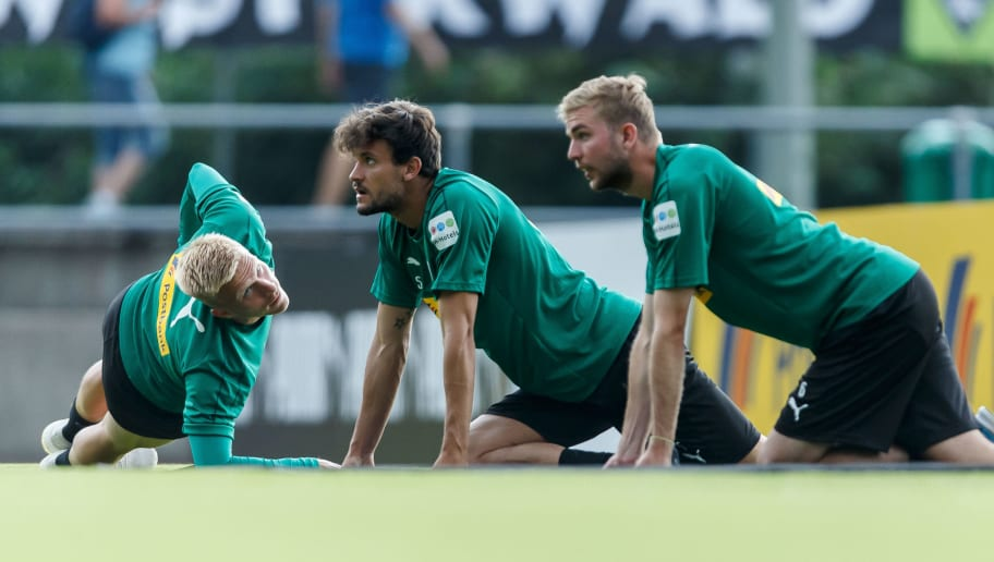 Die härtesten Konkurrenzkämpfe bei Borussia Mönchengladbach