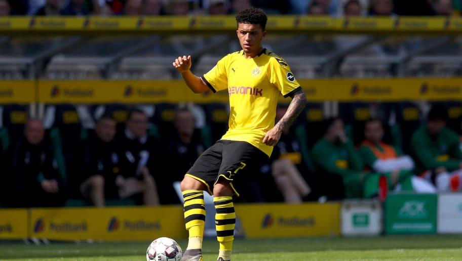 'Jadon Sancho is not on the Market,' Claims Borussia Dortmund's CEO