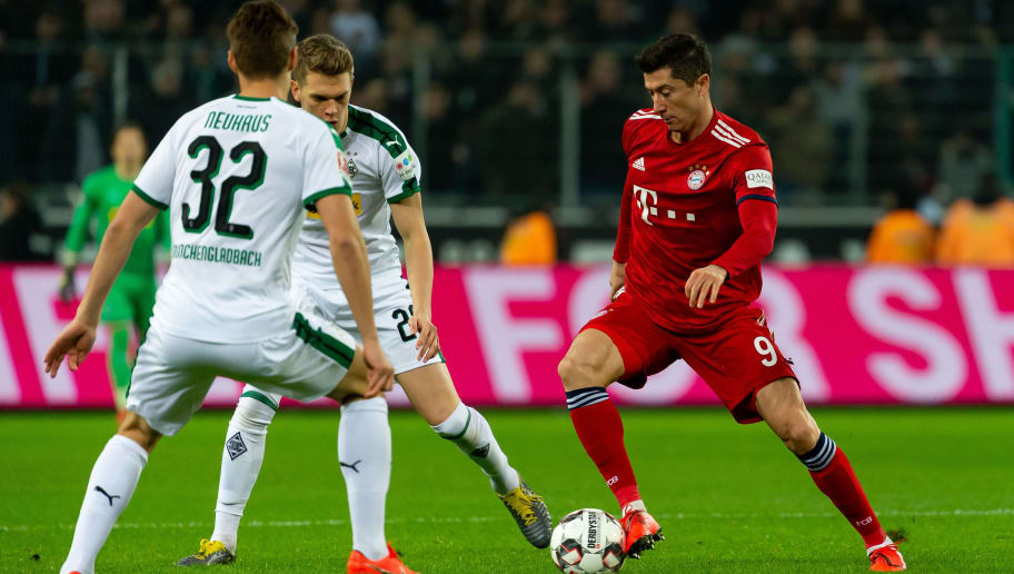 Matthias Ginter,Robert Lewandowski