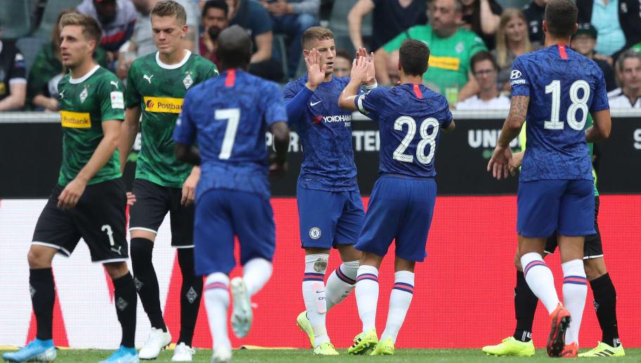 Borussia Chelsea