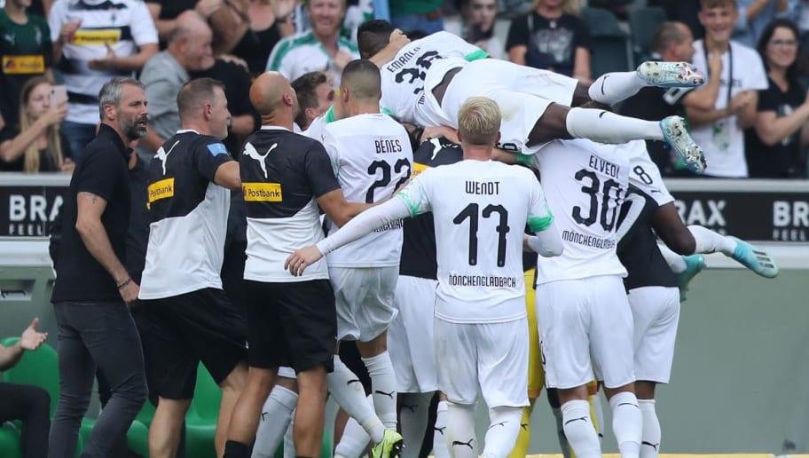 Borussia Moenchengladbach v Fortuna Duesseldorf - Bundesliga