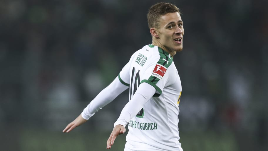 Thorgan Hazard Completes Borussia Dortmund Move on Long-Term Contract