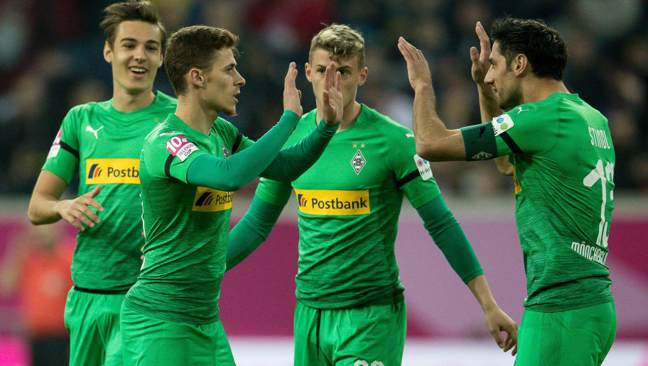 Thorgan Hazard,Lars Stindl