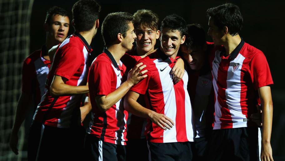 Borussia Monchengladbach II v Athletic Club U21 - Premier League International Cup