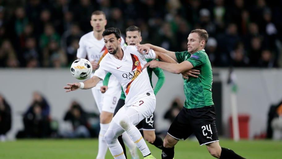 Palmeiras mira contratação de meio-campista da Roma para 2020; veja o valor da multa