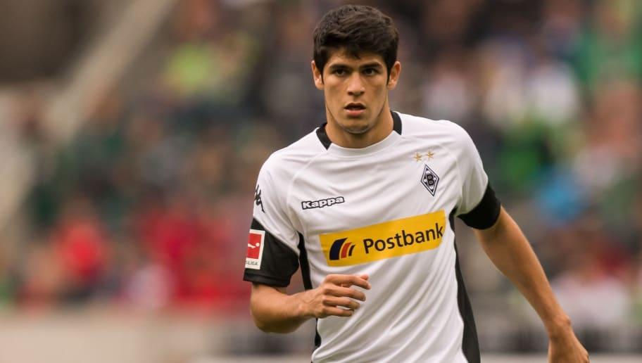 Borussia Monchengladbach v Eintracht Frankfurt - Bundesliga Match