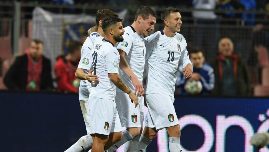 Italy vs Armenia Preview: Where to Watch, Live Stream, Kick Off Time & Team News