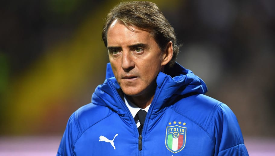 The Stats Behind Italy's Record Breaking Euro 2020 Qualification Campaign Under Roberto Mancini