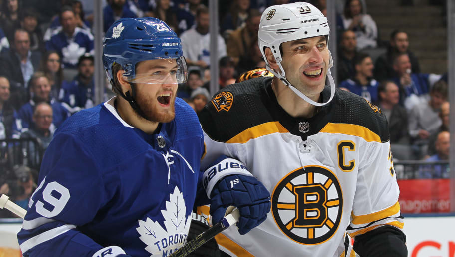 Zdeno Chara,William Nylander