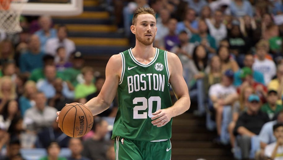 pick up 21f76 a34bb Julian Edelman and Gordon Hayward Bonded Over Epic Ping Pong ...