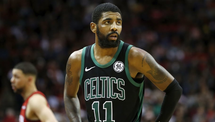 3560bb2c0631 Stats Suggest to Bet on the Celtics at Home When Kyrie Irving Doesn ...