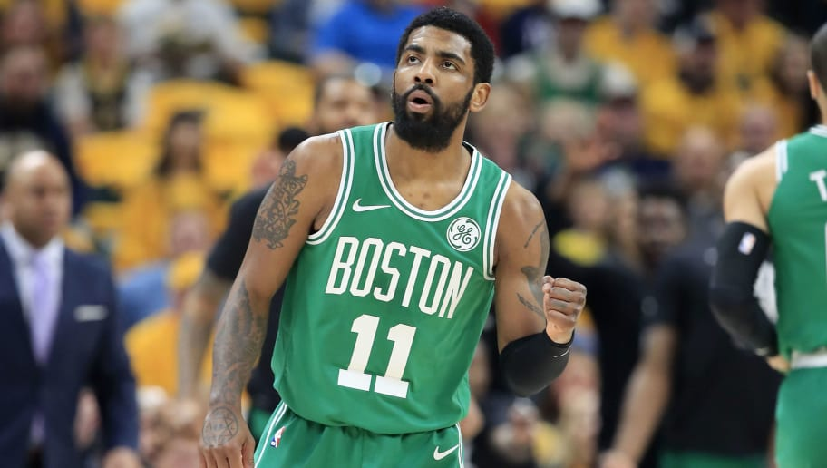 16d31533e837 Kyrie Irving Bizarrely Calls Himself an  Actual Genius  While ...
