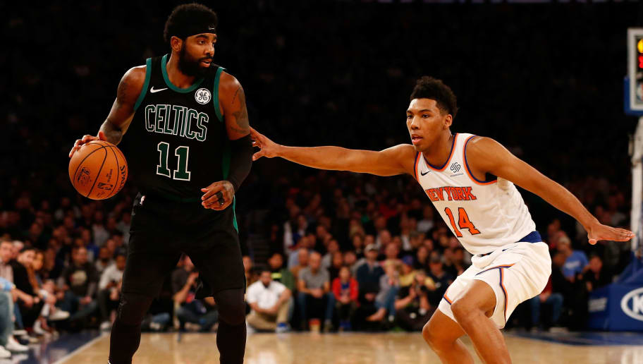 Kyrie Irving,Allonzo Trier