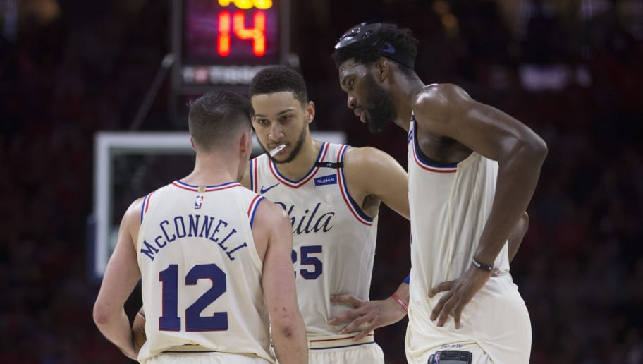 ONE AND DUNN  TJ McConnell is Better Than Ben Simmons 62eb7d35b