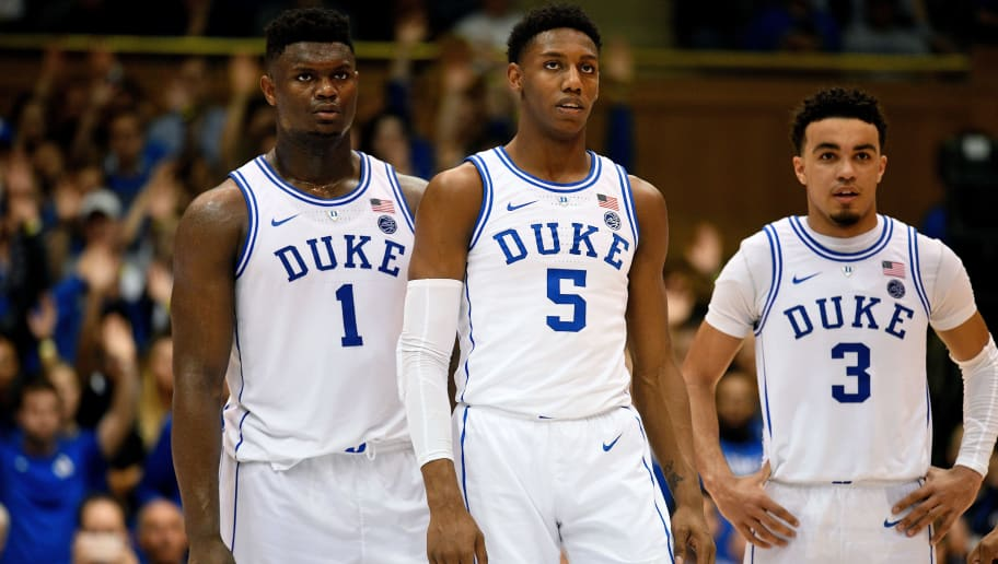 Zion Williamson,RJ Barrett,Tre Jones