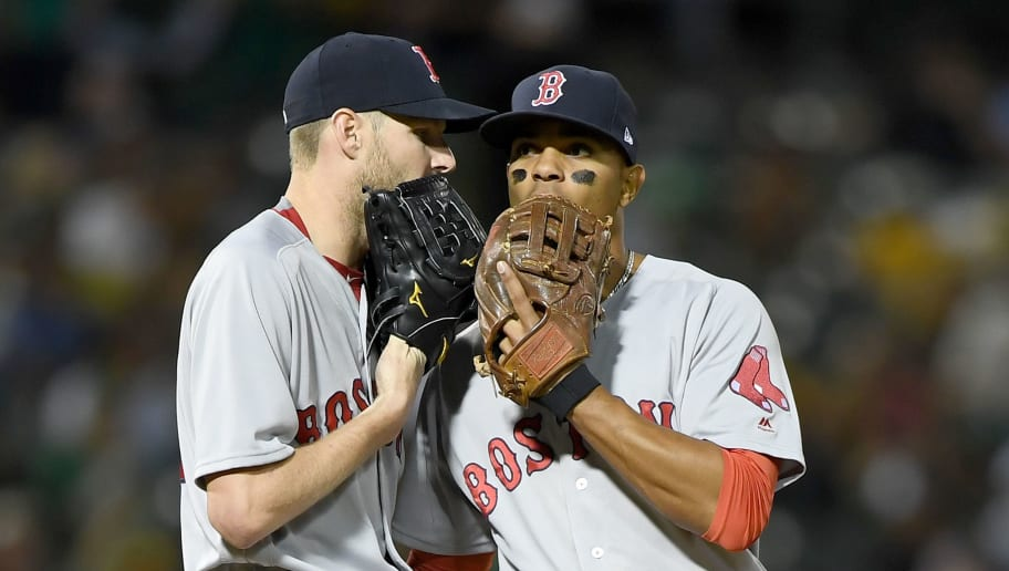 Chris Sale,Xander Bogaerts