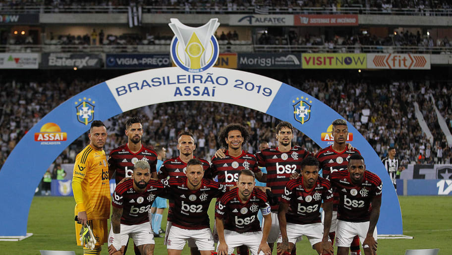Botafogo v Flamengo - Brasileirao Series A 2019