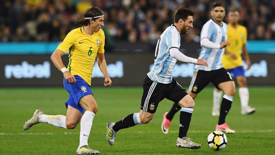 Lionel Messi,Filipe Luis