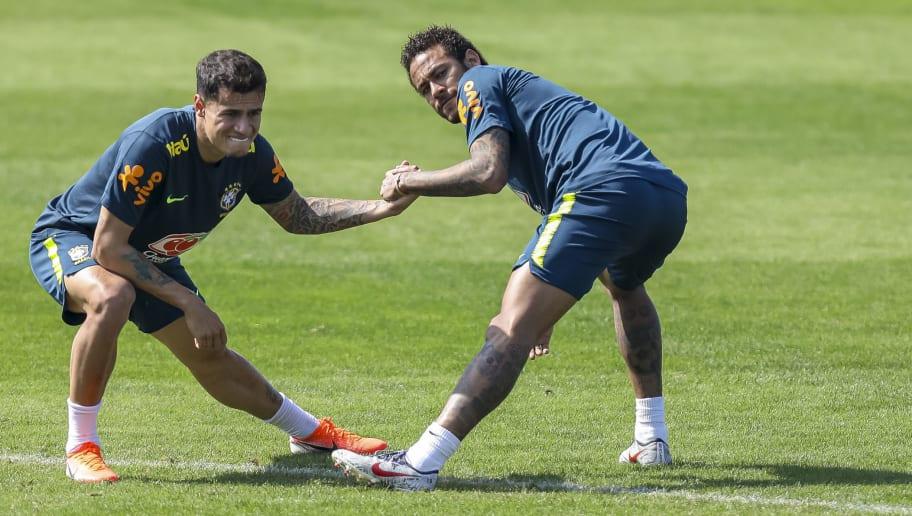 Neymar Jr,Phillipe Coutinho