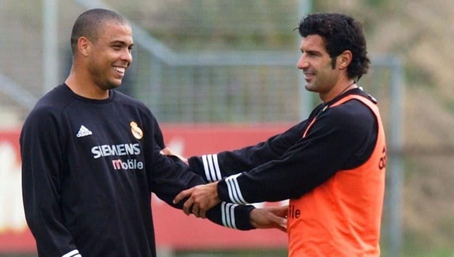 Ronaldo,Luis Figo