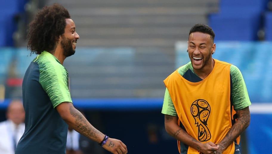 Neymar Jr,Marcelo