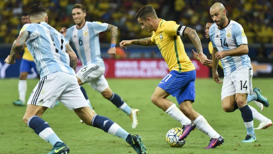 Philippe Coutinho,Neymar Jr