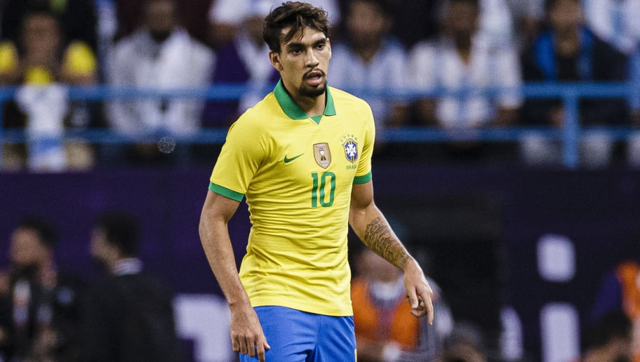 Rivaldo Blasts Brazil Coach Tite for Giving Lucas Paqueta the Number 10 Shirt