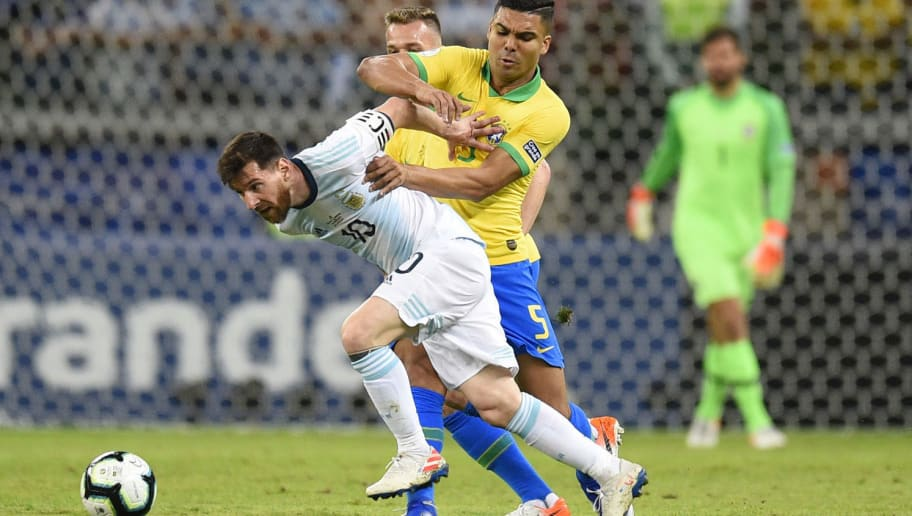 Lionel Messi,Casemiro