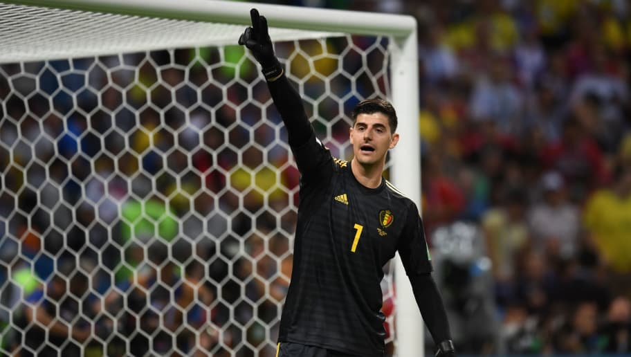 efc81810a  We ll See After the World Cup   Thibaut Courtois Coy on Future as Real  Madrid Rumours Intensify