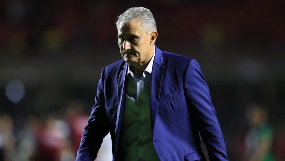 Tite - Brazilian Soccer Manager