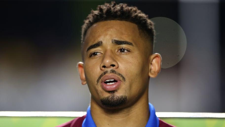Manchester City Striker Gabriel Jesus Makes Admission Over his Future