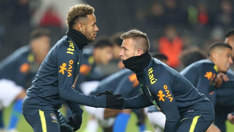 Kết quả hình ảnh cho arthur neymar