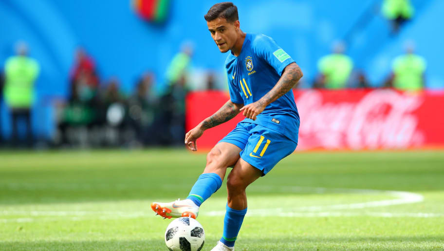 e3b78af73 Brazil 2-0 Costa Rica  Player Ratings as Coutinho   Neymar Snatch ...