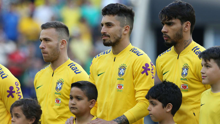 Alex Telles,Arthur,Lucas Paqueta