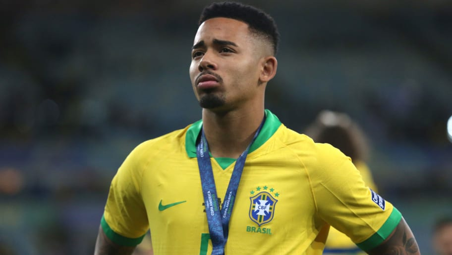 Brazil Forward Gabriel Jesus Ready to Take Objective Criticism But Not Hatred