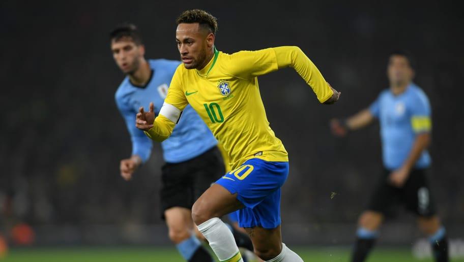 Neymar da Silva Santos Jœnior