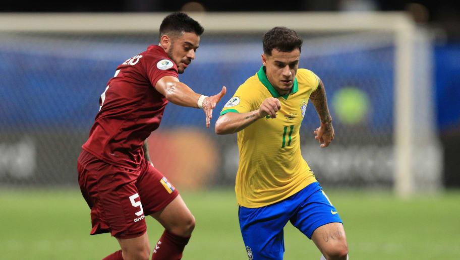 Junior Moreno,Philippe Coutinho